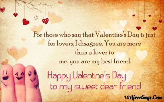Best Friend Valentine Quotes 40+ BEST] Happy Valentines Day Quotes for Best Friends Best Friend Valentine Quotes