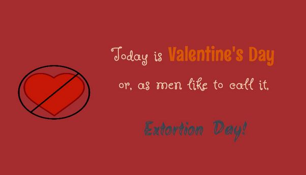 40 Anti Valentines Day Quotes And Famous Sayings