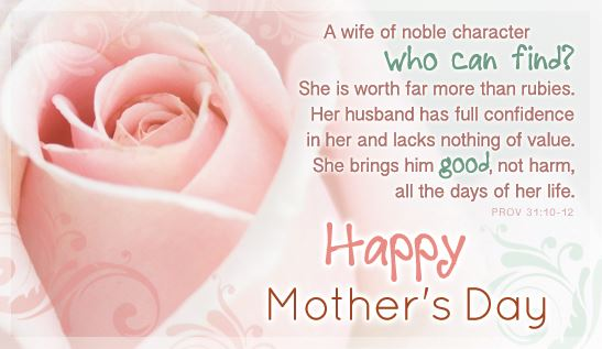 33+] Happy Mothers Day Quotes for Wife from Husband