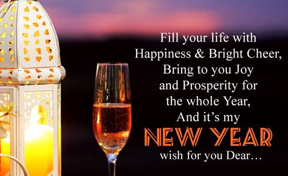 33+ BEST Happy New Year Quotes for Friends & Family 2020