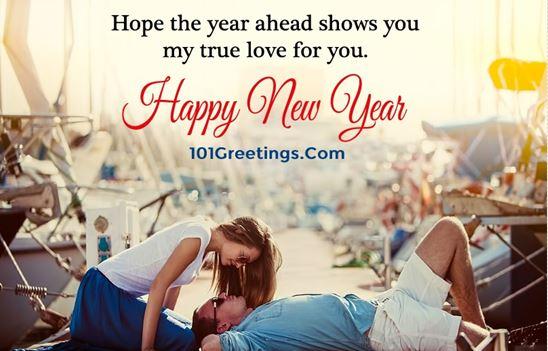 Happy New Year My Love 75