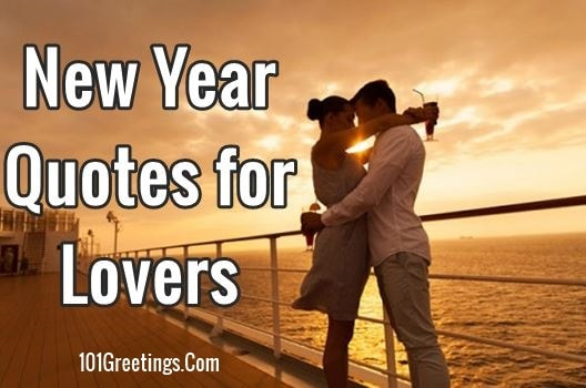 romantic new year quotes for lovers