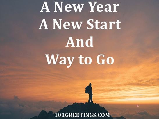 65+ BEST Inspirational New Year Quotes and Sayings 2020